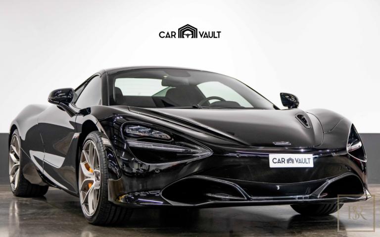 2020 McLaren 720S Black for sale For Super Rich