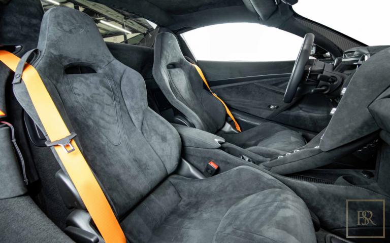 2020 McLaren 720S supercar for sale For Super Rich