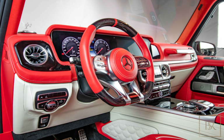 2020 Mercedes Brabus 700 HP for sale For Super Rich