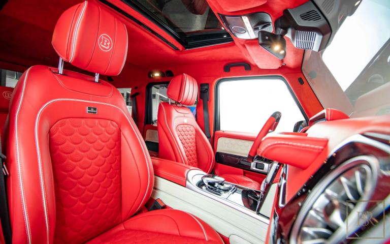 2020 Mercedes Brabus United Arab Emirates for sale For Super Rich