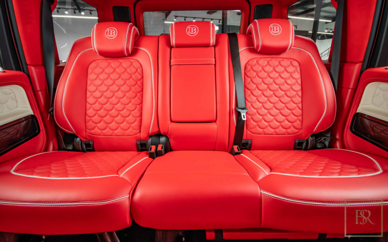2020 Mercedes Brabus Automatic for sale For Super Rich