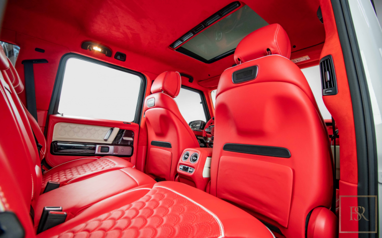 2020 Mercedes Brabus buy for sale For Super Rich