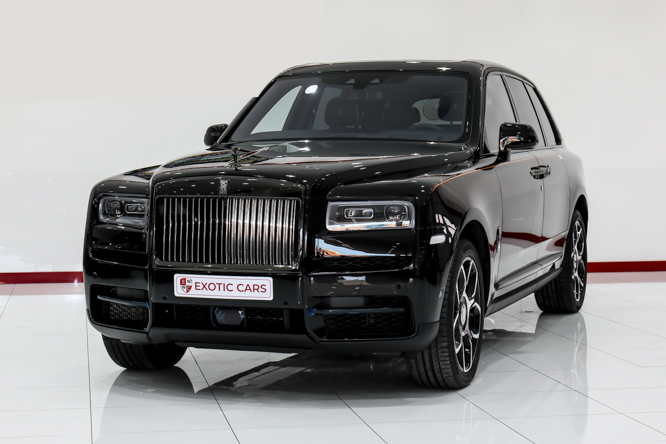 2020 Rolls-Royce CULLINAN for sale For Super Rich
