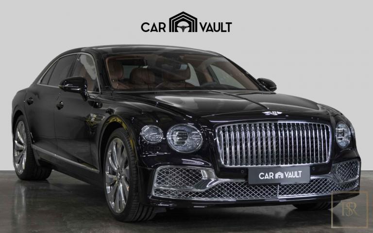 2020 Bentley FLYING SPUR Black for sale For Super Rich