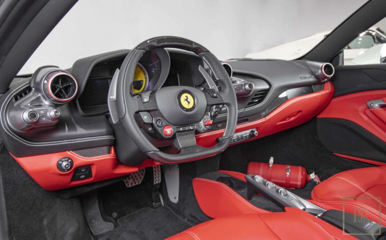 2020 Ferrari F8 Tributo Automatic for sale For Super Rich