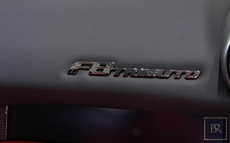 2020 Ferrari F8 Tributo search for sale For Super Rich