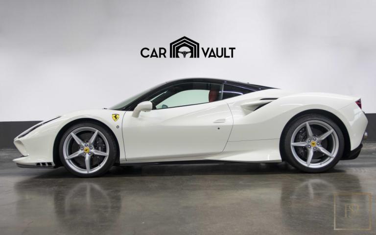 2020 Ferrari F8 Tributo V8 3.9 Litre for sale For Super Rich