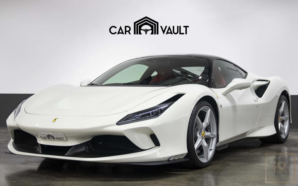 2020 Ferrari F8 Tributo for sale For Super Rich