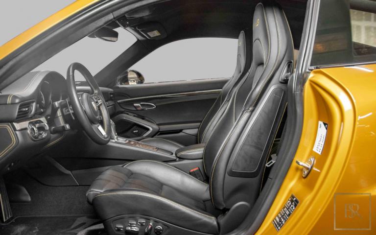 2018 Porsche 911 Turbo S Automatic for sale For Super Rich