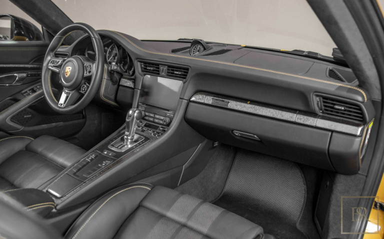 2018 Porsche 911 Turbo S best for sale For Super Rich