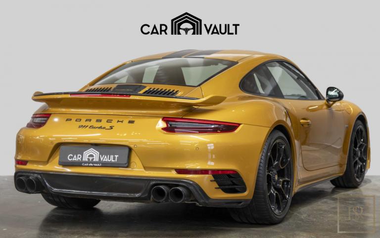 2018 Porsche 911 Turbo S Used for sale For Super Rich