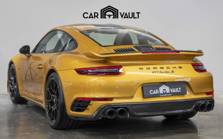 2018 Porsche 911 Turbo S Flat 6 3.8L for sale For Super Rich