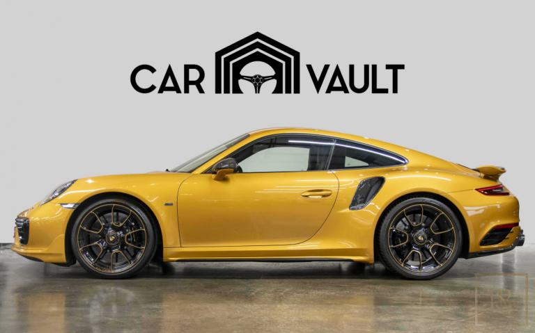 2018 Porsche 911 Turbo S 580 HP for sale For Super Rich
