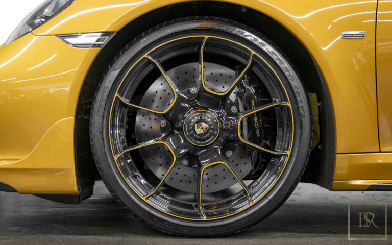2018 Porsche 911 Turbo S United Arab Emirates for sale For Super Rich
