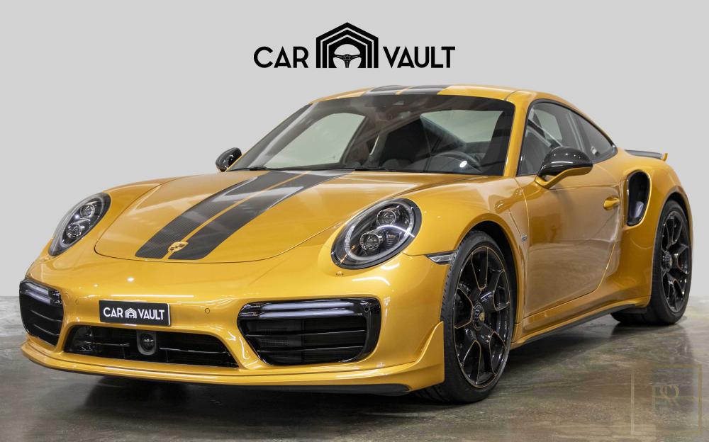 2018 Porsche 911 Turbo S for sale For Super Rich