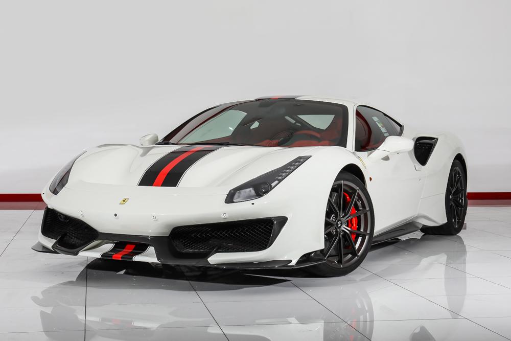 2019 Ferrari 488 Pista for sale For Super Rich