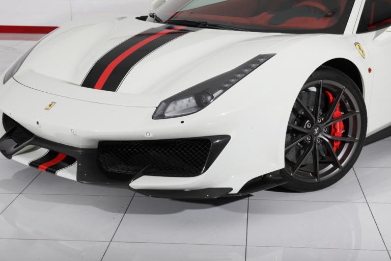 2019 Ferrari 488 Pista V8 3.9 L for sale For Super Rich