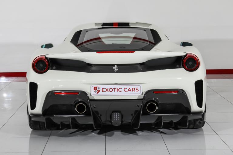 2019 Ferrari 488 Pista Coupe for sale For Super Rich
