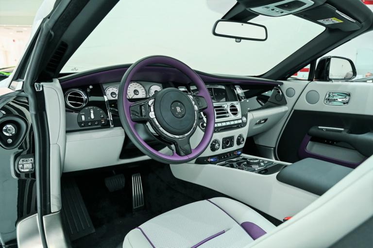 2020 Rolls-Royce DAWN United Arab Emirates for sale For Super Rich