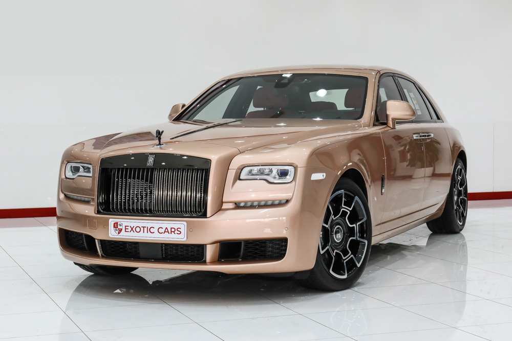 2019 Rolls-Royce GHOST for sale For Super Rich