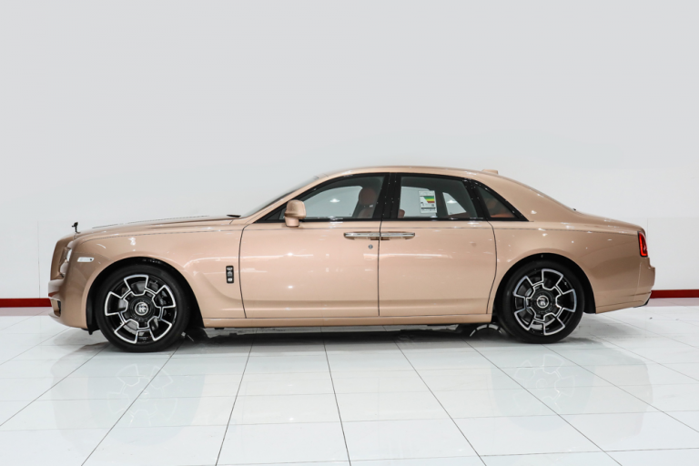 2019 Rolls-Royce GHOST 400 - 500 HP for sale For Super Rich