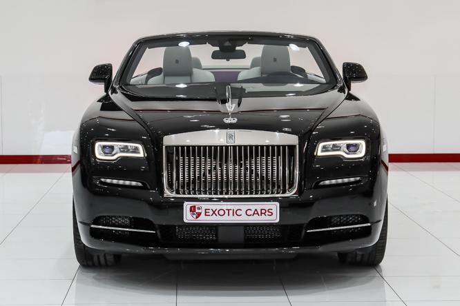 2020 Rolls-Royce DAWN Black for sale For Super Rich