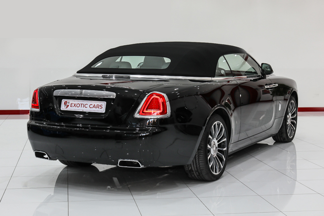 2020 Rolls-Royce DAWN V12 6.6 L for sale For Super Rich