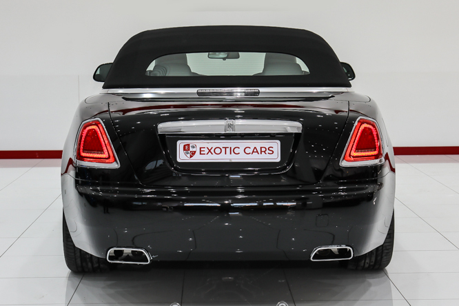 2020 Rolls-Royce DAWN Ivory + Purple for sale For Super Rich