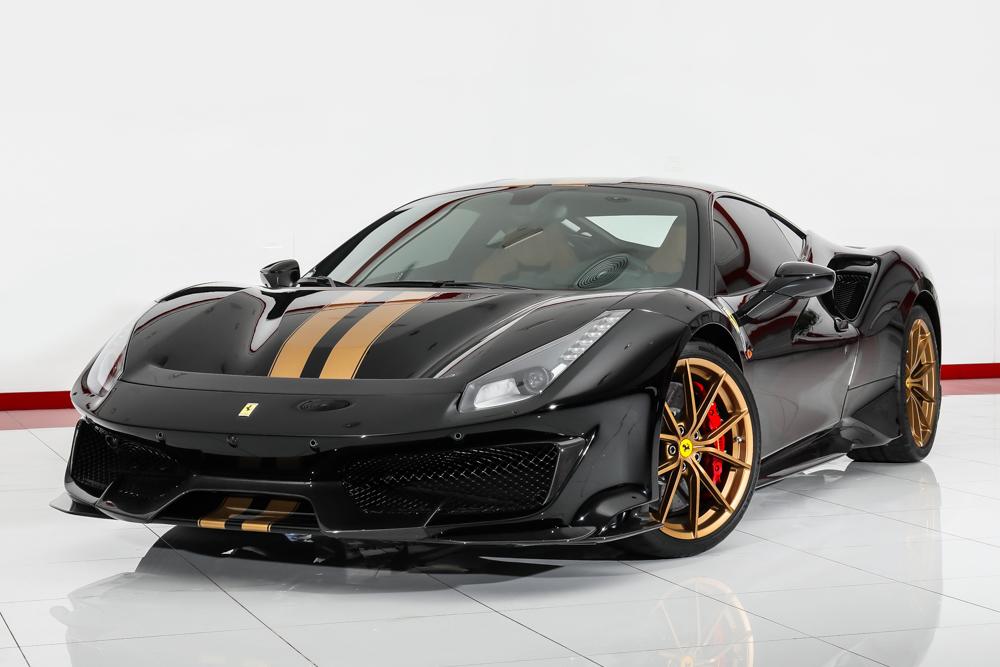 2020 Ferrari 488 Pista for sale For Super Rich
