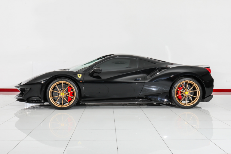 2020 Ferrari 488 Pista 700 - 800 HP for sale For Super Rich