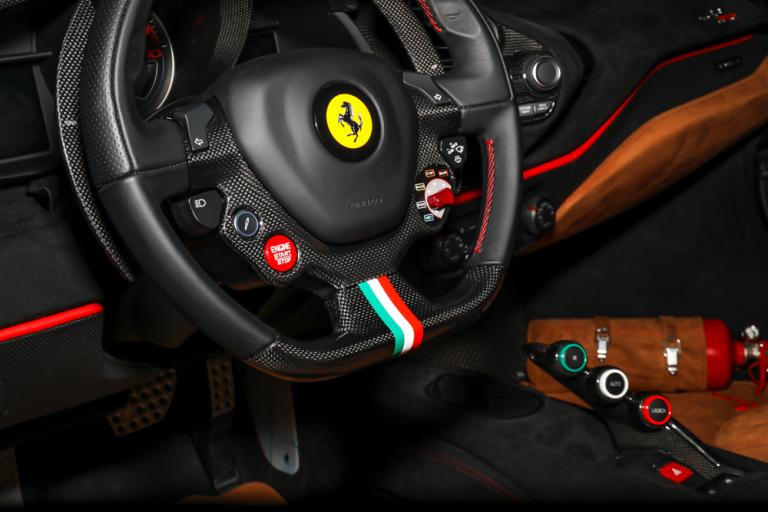 2020 Ferrari 488 Pista buyers for sale For Super Rich
