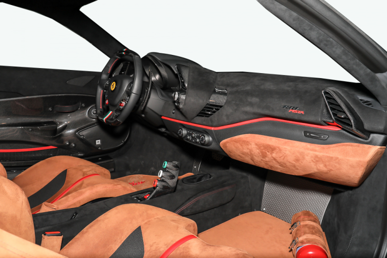 2020 Ferrari 488 Pista best for sale For Super Rich