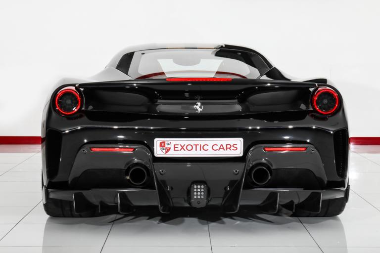 2020 Ferrari 488 Pista V8 3.9 L for sale For Super Rich