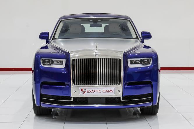 2019 Rolls-Royce PHANTOM Pearl Blue for sale For Super Rich