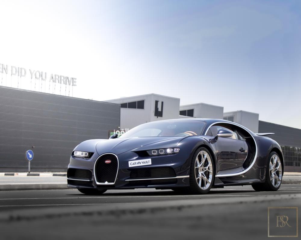 2018 Bugatti CHIRON for sale For Super Rich