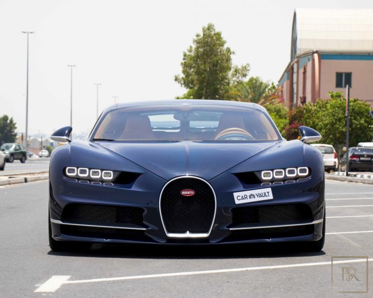 2018 Bugatti CHIRON Beige for sale For Super Rich