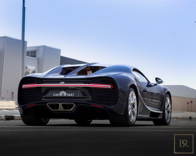 2018 Bugatti CHIRON 1,500 HP for sale For Super Rich