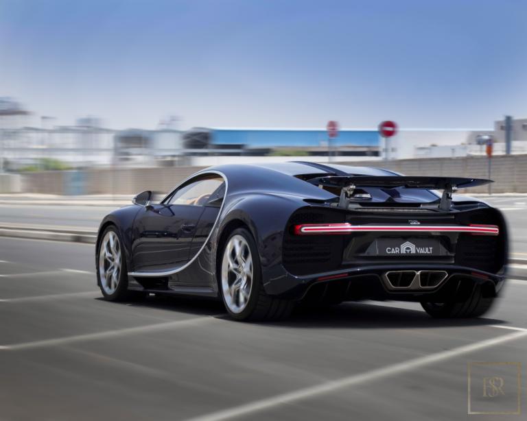 2018 Bugatti CHIRON Used for sale For Super Rich