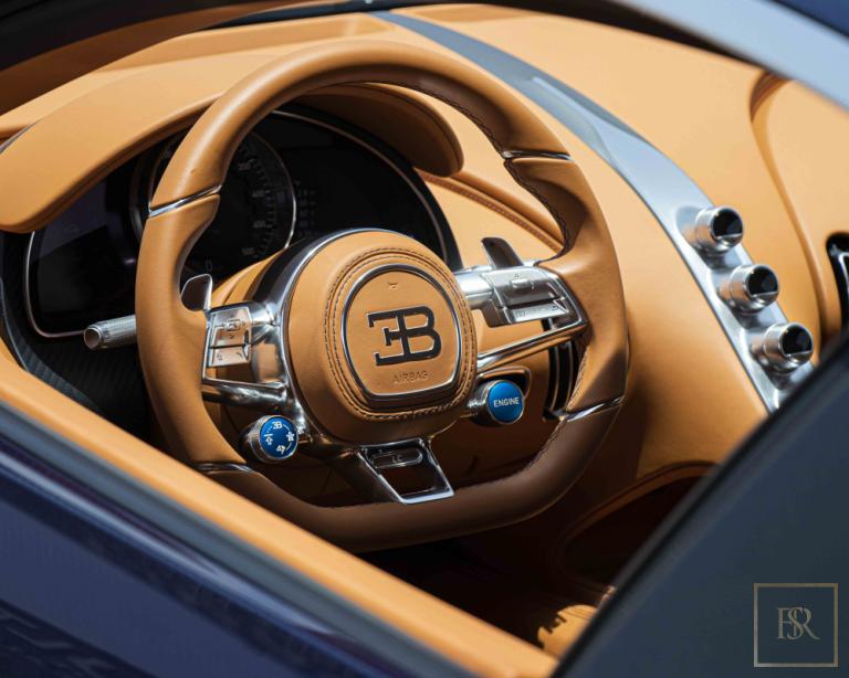 2018 Bugatti CHIRON Automatic for sale For Super Rich