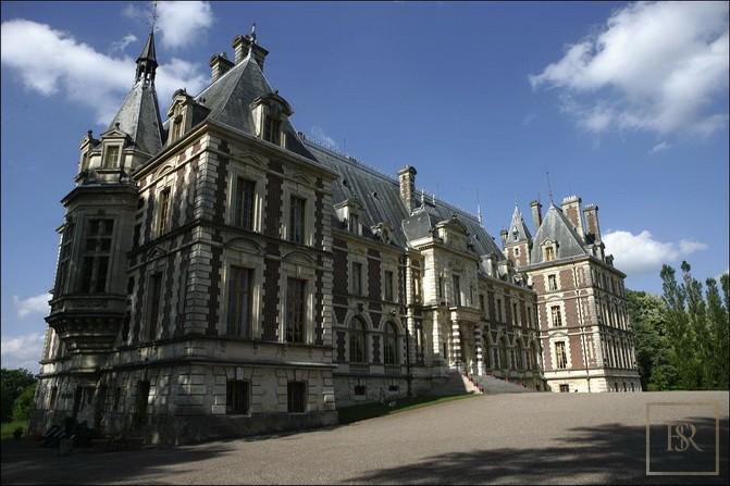 French Castle XIX Century - Belfort, Area Franche Conté property for sale For Super Rich