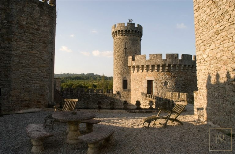 French Castle XII Century - Limoges, Area Limousin property for sale For Super Rich