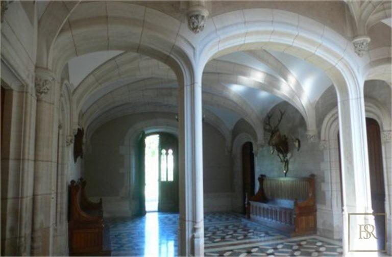 French Castle XIV Century - Near Geneva, Area Franche-Comté luxury for sale For Super Rich