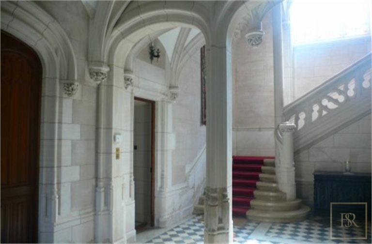 French Castle XIV Century - Near Geneva, Area Franche-Comté deal for sale For Super Rich