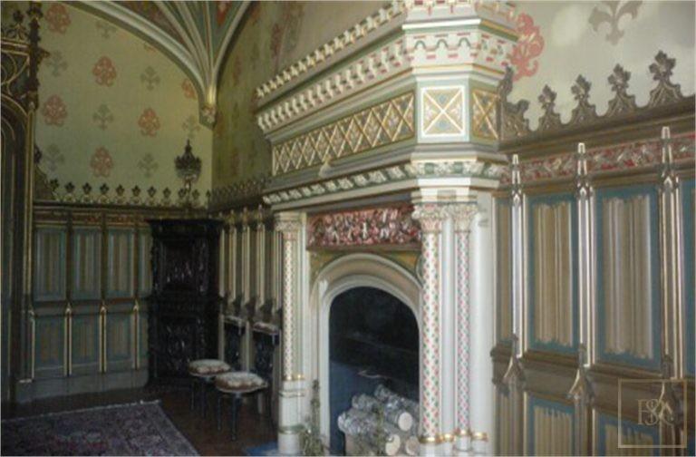 French Castle XIV Century - Near Geneva, Area Franche-Comté photos for sale For Super Rich