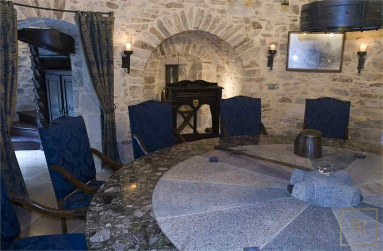 French Castle XII Century - Limoges, Area Limousin deal for sale For Super Rich
