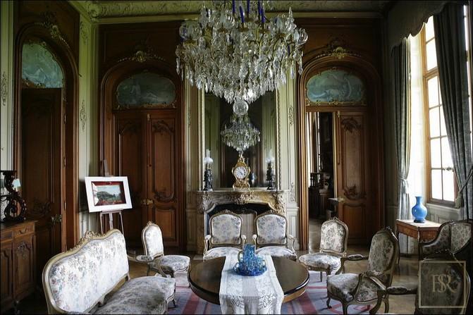 French Castle XIX Century - Belfort, Area Franche Conté luxury for sale For Super Rich