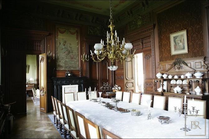 French Castle XIX Century - Belfort, Area Franche Conté real estate for sale For Super Rich