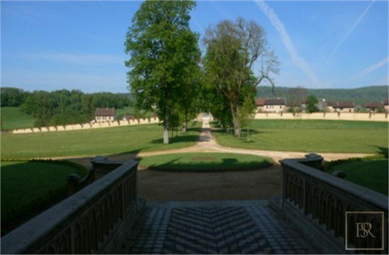 French Castle XIV Century - Near Geneva, Area Franche-Comté buy for sale For Super Rich