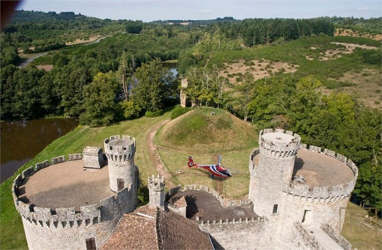French Castle XII Century - Limoges, Area Limousin price for sale For Super Rich