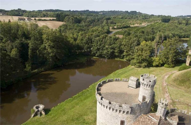 French Castle XII Century - Limoges, Area Limousin value for sale For Super Rich